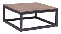 Civic Center Square Coffee Table By Zuo Era