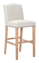 Pasadena Bar Chair By Zuo Era