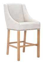 Indio Bar Chair By Zuo Era