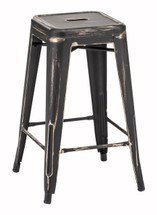 Marius Counter Stool By Zuo Era (Set Of Two)