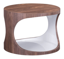 Triton Side Table By Zuo Modern