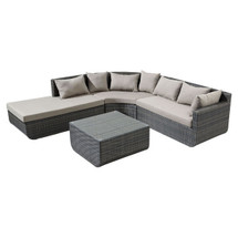 Captiva Sectional Set By Zuo Vive