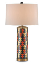 Alexis Table Lamp By Currey & Company