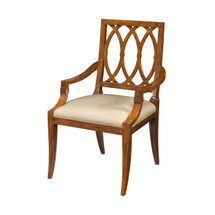 Lady Emily's Invitation Armchair by Theodore Alexander