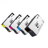 HP 952XL Remanufactured High Capacity Magenta  Inkjet Cartridge