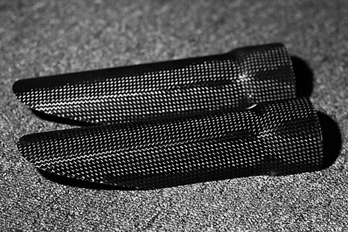 Universal Marzocchi fork tube protectors