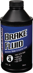 Maxima brake fluid DOT4 12oz