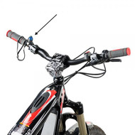 Kill button electric bike with magnetic lanyard (KILL MAG LNYRD ELECT)