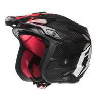Helmet HT2 Flow 2 Black/red