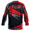 Clice zone 2017 jersey back red