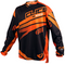 Clice zone 2017 jersey front orange