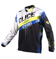 Clice Cero 2018 blue/ black jersey front