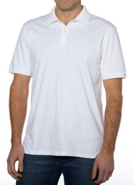 Men's Calvin Klein Lifestyle Soft Liquid Cotton Polo Shirts