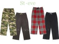 St. Eve Boys 2 Pair Fleece Sleep Pants