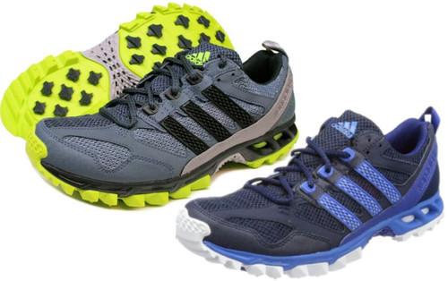 new style 43dd1 781e1 ... adidas kanadia tr 5 blue ...