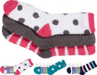 KEDS SUPER SOFT COZY SOCKS! ONE SIZE! 3 PAIR