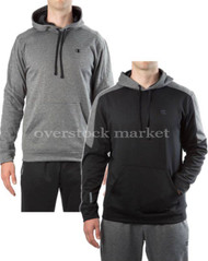 MEN'S CHAMPION POWERTRAIN DUOFOLD TECH FLEECE HOODIE