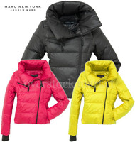 Girls Andrew Marc Millie Down Puffer Jacket