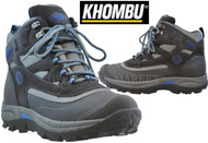 MEN'S KHOMBU FLEET HIKER TERRAIN WEATHER RATED BOOTS