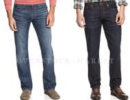 MEN'S LUCKY BRAND 221 ORIGINAL STRAIGHT LEG JEANS!