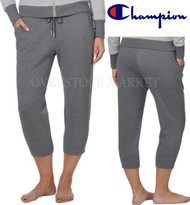 WOMENS CHAMPION ELITE FRENCH TERRY CROPPED SWEATPANT CROPPED PANT VARIETY