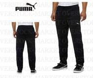 NEW PUMA MEN'S FLEECE TAPERED LEG SWEATPANTS!