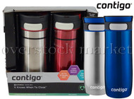 CONTIGO VACUUM INSULATED AUTOSEAL MIDTOWN TRAVEL MUGS
