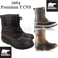 MEN'S SOREL 1964 PREMIUM T CVS WATERPROOF WINTER SNOW BOOTS! 1372521
