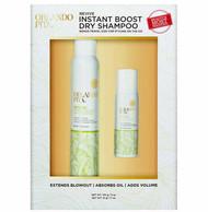 Orlando Pita Revive Instant Boost Dry Shampoo With Bonus Travel Size