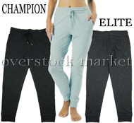 WOMENS CHAMPION ELITE FRENCH TERRY JOGGER SWEATPANT ATHLETIC PANT