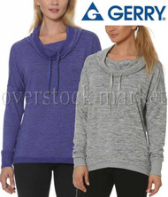 WOMENS GERRY COWL NECK PULLOVER