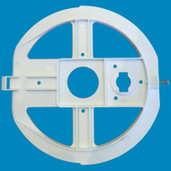 Poolrite Trimlite Light, Mounting Plate Assembly for Concrete 1718