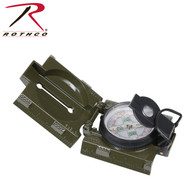 Rothco Military Marching Compass with LED Light