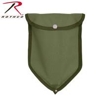 Rothco Canvas Tri-fold Shovel Cover