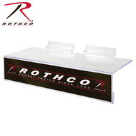 Rothco Shoe Shelf With Sign Holder