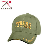 Rothco Deluxe Border Patrol Low Profile Cap