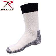 Rothco Heavyweight Natural Thermal Boot Socks