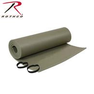 Rothco Foam Sleeping Pad With Ties