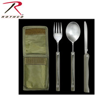 Rothco Chow Set With Pouch