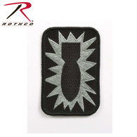 Rothco 52nd Ordnance Group Bomb Morale Patch
