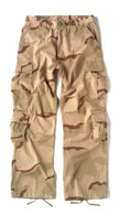 Rothco Vintage Camo Paratrooper Fatigue Pants