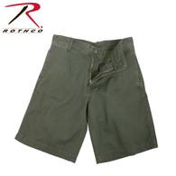 Rothco Vintage 5 Pocket Flat Front Shorts