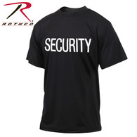 Rothco Quick Dry Performance Security T-Shirt