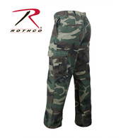 Rothco Vintage 6-Pocket Flat Front Fatigue Pants