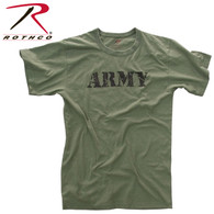 Rothco Vintage 'Army' T-Shirt
