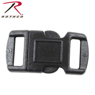 """Rothco 3/8"""" Side Release Buckle"""