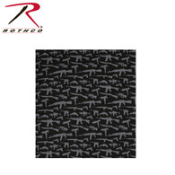 Rothco Gun Pattern Bandana