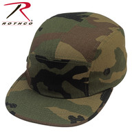 Rothco 5 Panel Military Street Cap