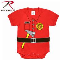 Rothco Infant Fireman One-piece