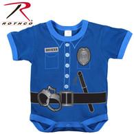 Rothco Infant One Piece / Police Uniform - Navy